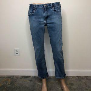 Robert Graham U3 Straight Leg Jeans Indigo Classic Fit